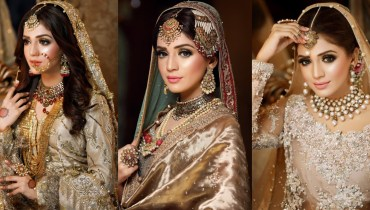 Laiba Khan Shoot In Latest Pakistani Bridal Dress