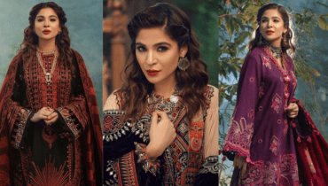 Ayesha Omar Explores Nature in New Shoot