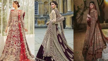 Top Stunning Pakistani Bridal Dresses That You Shouldn't Miss!