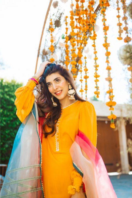 Urwa Hocane and Mawra Hocane Latest Shoot for their Brand