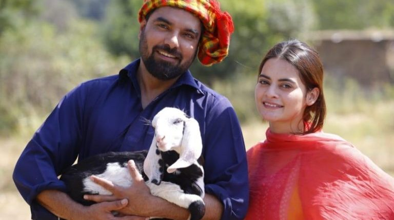 Yasir Hussain and Minal Khan pair up for a telefilm 'Pyaas'
