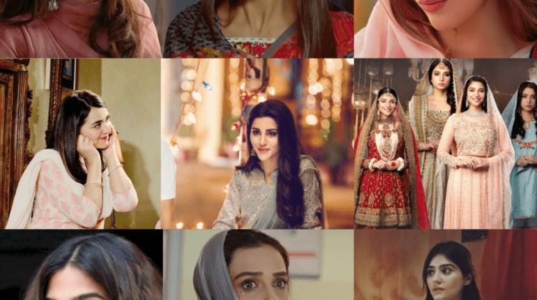 Top Favorite Pakistani Drama Actresses Of 2020