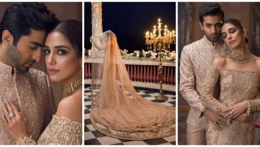 Maya Ali and Sheheryar Munawar Hot Photoshoot