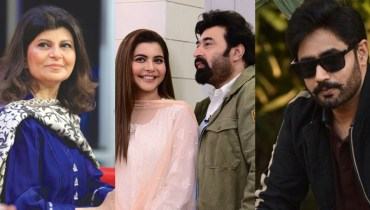Pakistani Celebrities Who Defeated Coronavirus