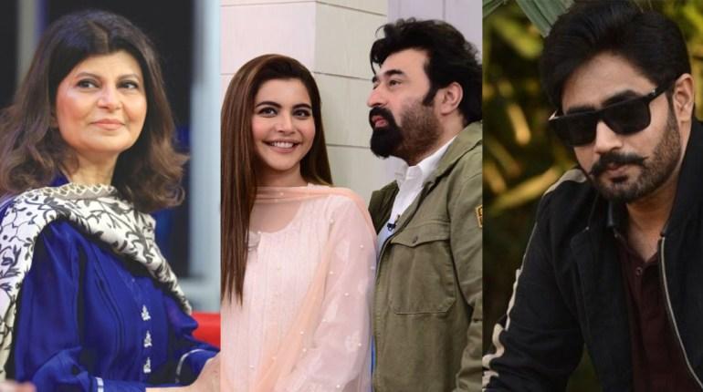 Pakistani Celebrities Who Defeated Coronavirus