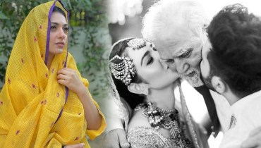 Sarah Khan's Father Passed Away