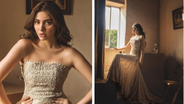 Mahira Khan Shinning in Recent Photo Shoot for Umnar Sayeed