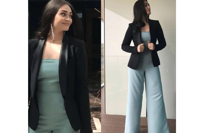 Esra Bilgiç Manifests 'Boss-Lady Vibes' in These Latest Photos
