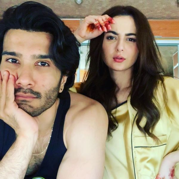Is Hania Aamir Behind Feroze Khan And Alizey Sultan's Divorce?Is Hania Aamir Behind Feroze Khan And Alizey Sultan's Divorce?