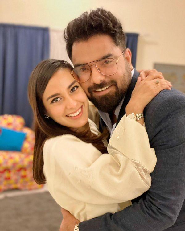 Yasir Hussain Dance Video With His Wife Iqra Aziz