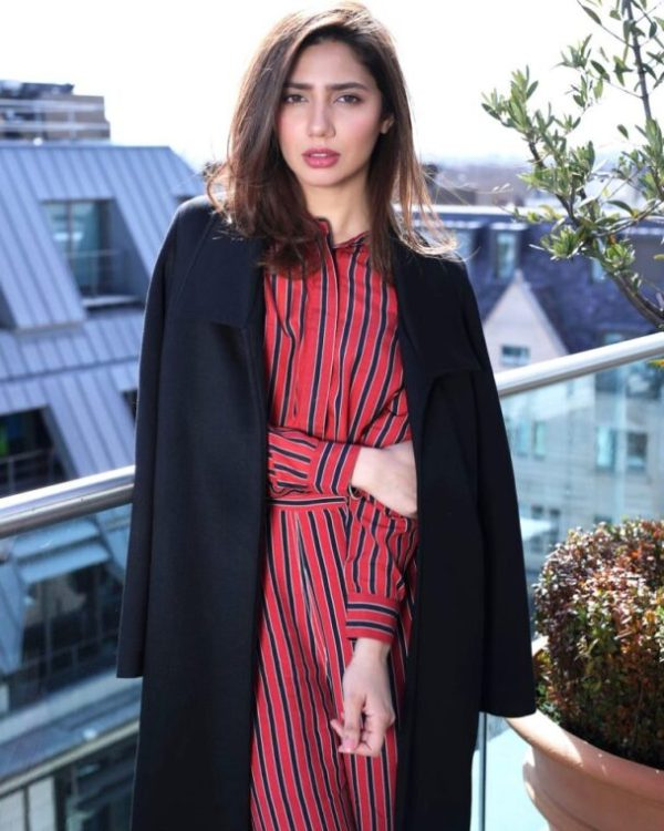 8 Times Mahira Khan Looked Perfect in a Winter Coat
