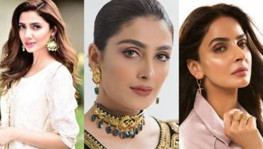 Best Leading Pakistani Actresses Right Now