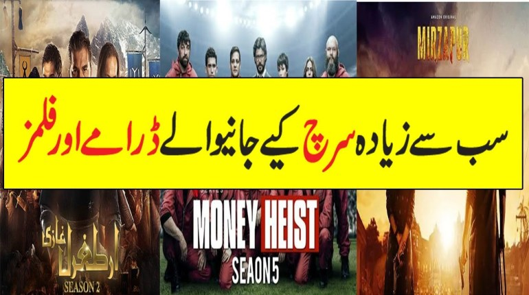 Most Searched Dramas By Pakistanis In 2020 And Why!