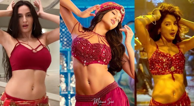Nora Fatehi's Hot Belly Dance Video Goes Viral