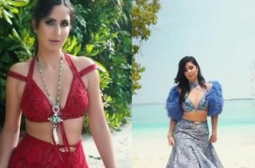 Katrina Kaif bold Pics raise the temperature on social media