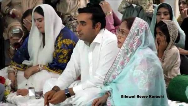 At Bilawal House Today Mehfil-E-Milad To Be Held