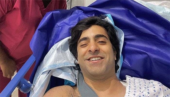 Sheheryar will be back to work soon After shoulder surgery