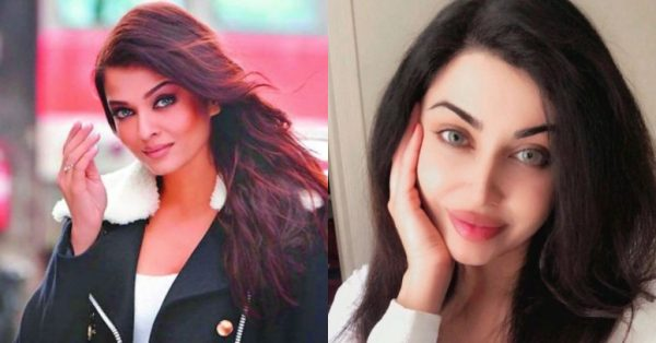 Muslim beauty blogger Aamna resembles Aishwarya Rai Bachchan