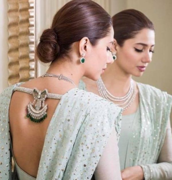 5 Times When Mahira Khan Steals The Show In Backless Dresses