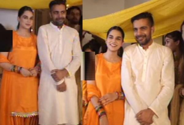 Zohreh Amir Shares Beautiful Wedding Clicks