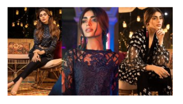 Exclusive Khaadi shoot featuring Sadaf Kanwal