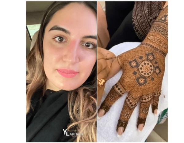 Bakhtawar Bhutto is all set for her wedding festivities