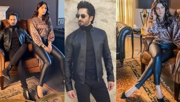 Ayeza and Danish Impress fans with a Bold Photoshoot