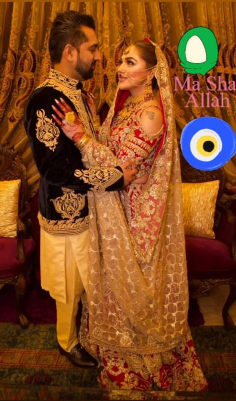 Natasha Ali's Beautiful Wedding Pictures