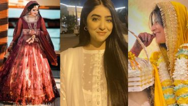 Sara Elahi Surprises Fans With Stunning Wedding Clicks