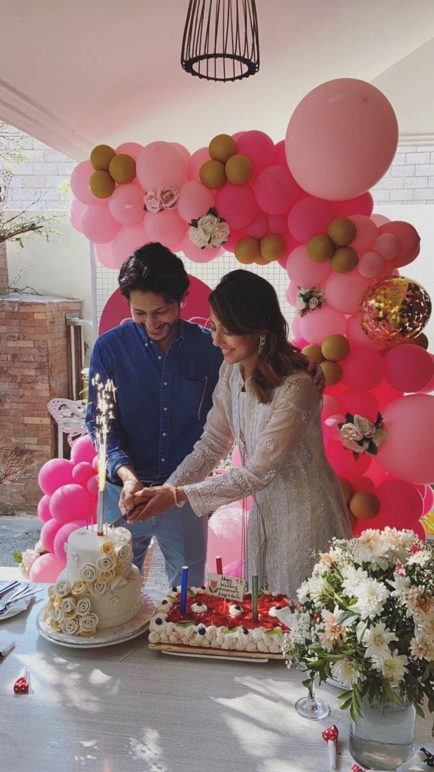 Ainy Jaffri Celebrates 7th Wedding Anniversary