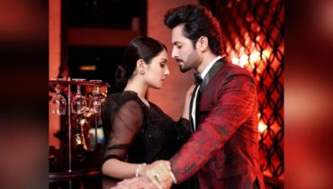 Ayeza Khan And Danish Taimoor Set Couple Goals In Black