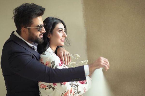 Sarah Khan and Falak Shabir Looks Adorable In Latest Clicks