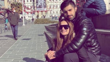 Aiman Khan, Muneeb Butt Are Back To Their Favorite City