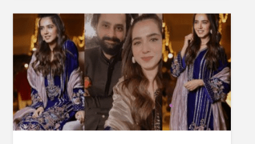 Mansha Pasha's Lovely Photos Makes Round On Internet