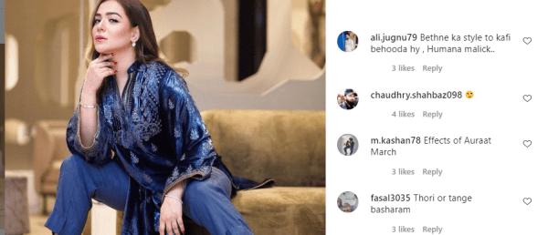 Humaima Malick's New Photo Welcomes Trolls