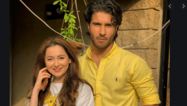 "Since performing in Janaan in 2016, Hania Amir has appeared in numerous advertisements for organizations such as Sunsilk and Nestle. Hania is currently working on the upcoming TV series ""Visaal"", which is starring Zahid Waseem and Sabor Aly. She is very talented pakistani actress."