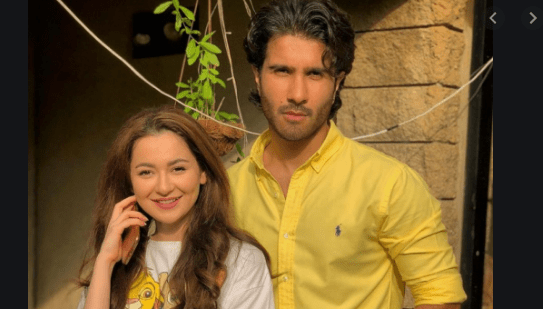 """Since performing in Janaan in 2016, Hania Amir has appeared in numerous advertisements for organizations such as Sunsilk and Nestle. Hania is currently working on the upcoming TV series """"Visaal"""", which is starring Zahid Waseem and Sabor Aly. She is very talented pakistani actress."""
