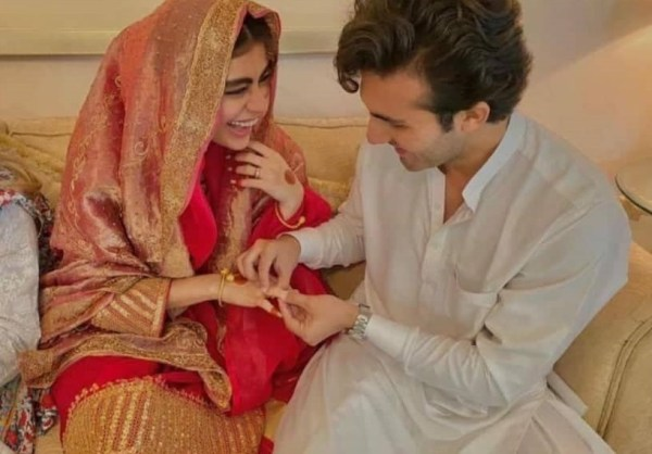 Sadaf Kanwal And Shehroz Sabzwari Shared Their Love Story