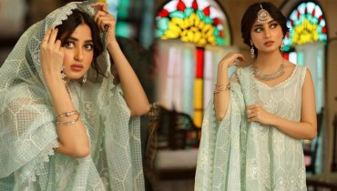 Sajal Ali Is Giving Major Desi Girl Vibes In Latest Snaps