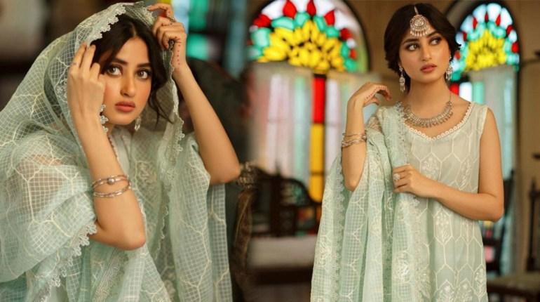 Sajal Ali Is Giving Major Desi Girl Vibes In Latest Snaps