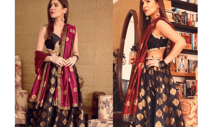 Ayesha Omar sets mercury levels soaring with new bold photos