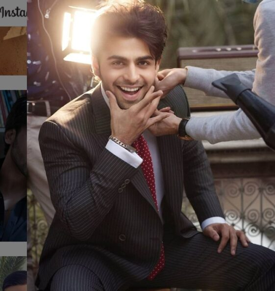 Farhan Saeed Emanates Boy Next Door Vibes in a New Shoot
