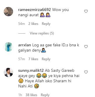 Saba Qamar Receive Backlash On Her Bold Photoshoot