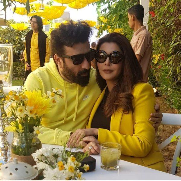 Nida Yasir & Yasir Nawaz celebrate daughter birthday in Dubai