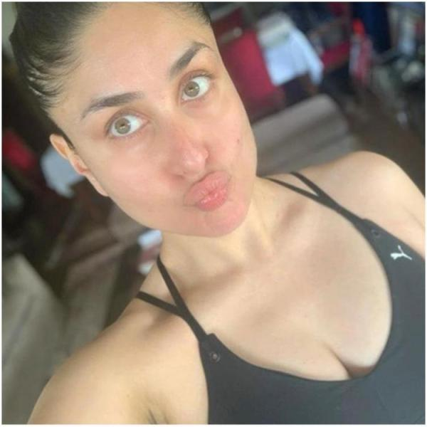 Kareena Kapoor Khan Pouts in First Selfie After Second Child