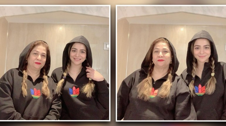 Humaima Malick Wants To Be Her Mother Twin Soul