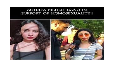 Actress Mehar Bano Bold Statement On Aurat March