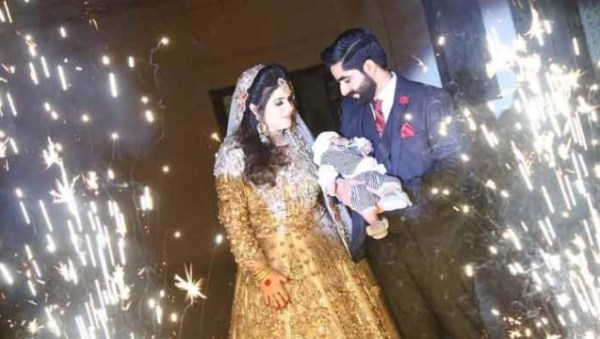 Viral Couple Who Bought Their Son To Their Walima Ceremony