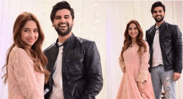 Sabeena Farooq and Raza Talish Dated Each other