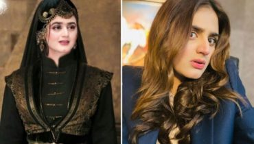 Hira Mani As Halime Hatun Drives the Internet Into a Frenzy picture